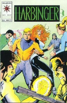 HARBINGER (1-41)
