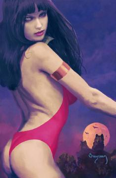 VAMPIRELLA SECOND COMING