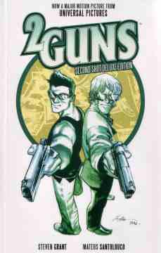 TWO GUNS SECOND SHOT DLX ED TP