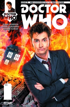 DOCTOR WHO 10TH