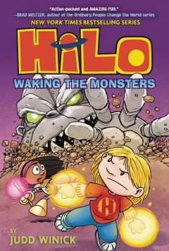 HILO HC 04 WAKING THE MONSTERS