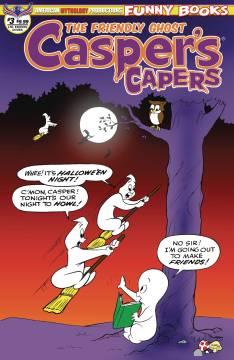 CASPER CAPERS LTD ED CVR