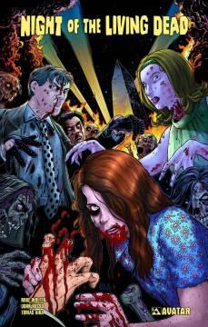NIGHT OF THE LIVING DEAD HC 02
