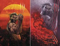 WEAPON X #1 VAR CVRS A & B SET MICHAEL TURNER