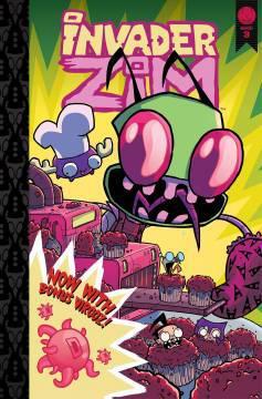 INVADER ZIM HC 03 DLX ED