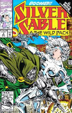 SILVER SABLE AND THE WILD PACK (1-35)