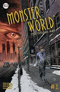 MONSTER WORLD GOLDEN AGE