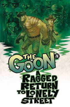 GOON TP 01 RAGGED RETURN TO LONELY STREET