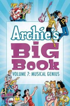 ARCHIES BIG BOOK TP 07 MUSICAL GENIUS