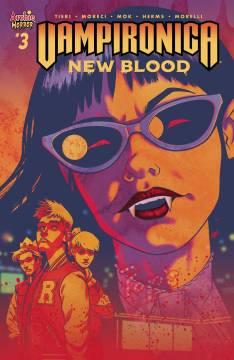 VAMPIRONICA NEW BLOOD