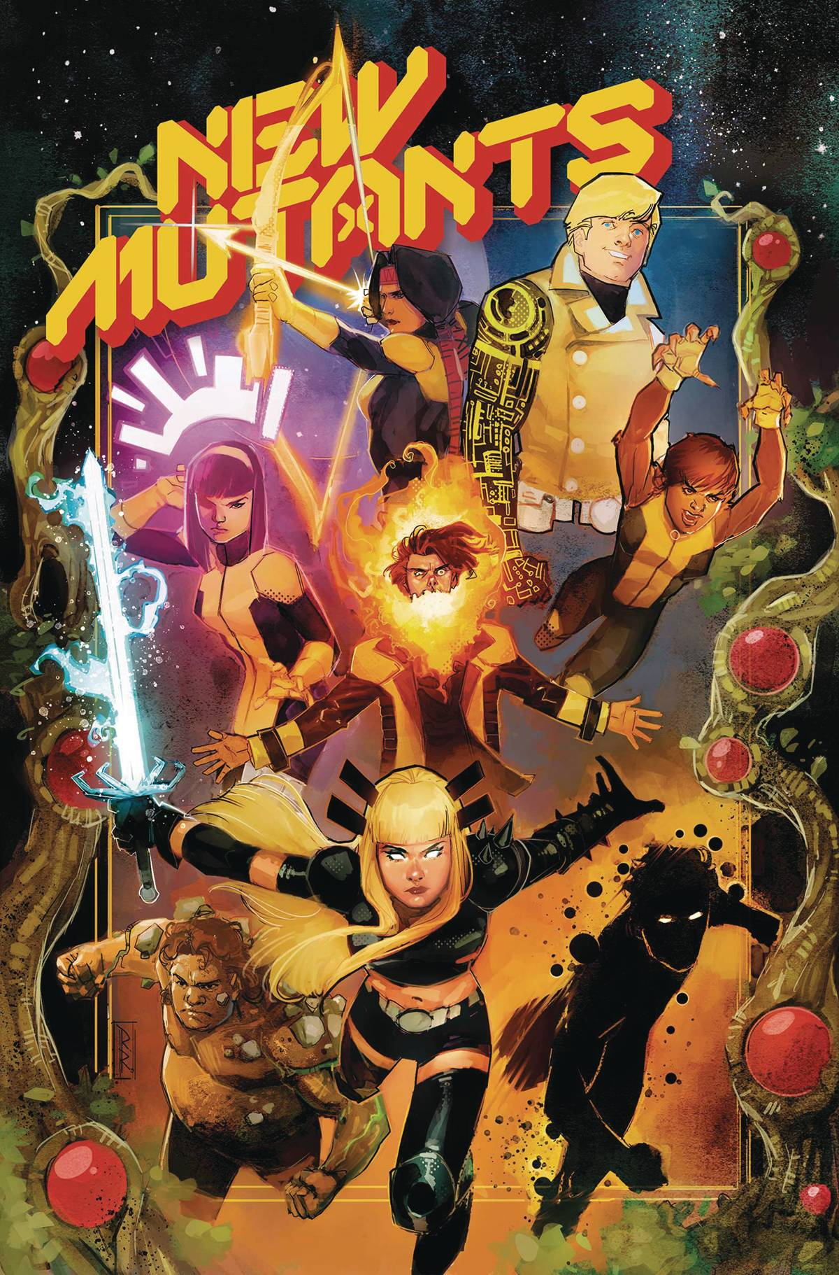 NEW MUTANTS BY HICKMAN TP 01 - ($15,99)