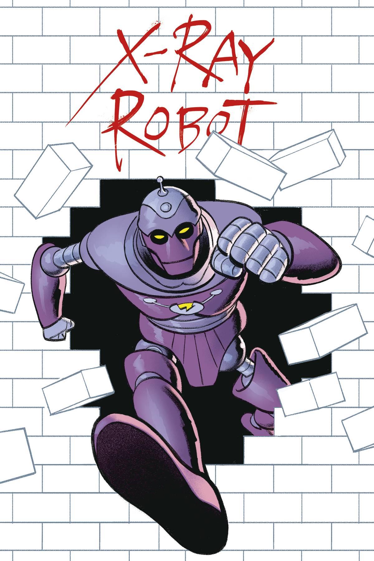 X-RAY ROBOT