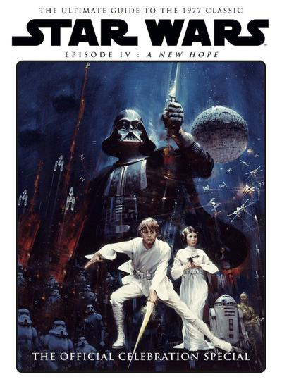 STAR WARS A NEW HOPE CELEBRATION SPECIAL HC