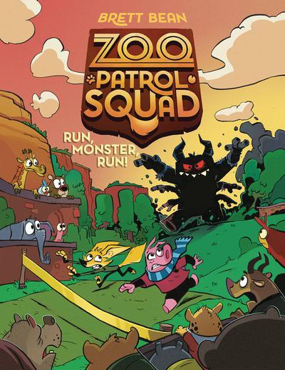 ZOO PATROL SQUAD TP 02 RUN MONSTER RUN