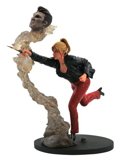 BUFFY THE VAMPIRE SLAYER GALLERY BUFFY PVC STATUE