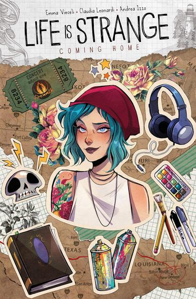 LIFE IS STRANGE COMING HOME