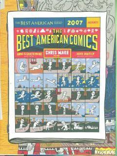 BEST AMERICAN COMICS HC 2007