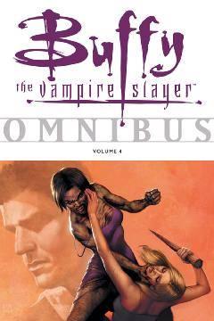 BUFFY THE VAMPIRE SLAYER OMNIBUS TP 04