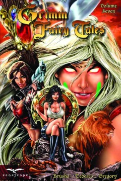 GRIMM FAIRY TALES TP 07