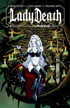 LADY DEATH ORIGINS TP 01