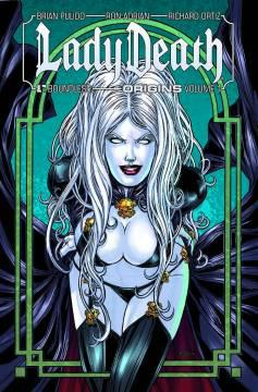 LADY DEATH ORIGINS HC 01