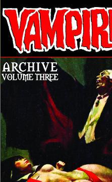 VAMPIRELLA ARCHIVES HC 03