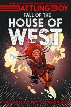 BATTLING BOY FALL OF HOUSE OF WEST TP