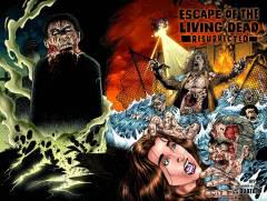 ESCAPE OF THE LIVING DEAD TP RESURRECTED