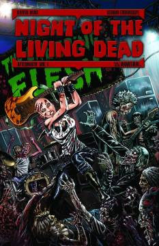 NIGHT OF THE LIVING DEAD AFTERMATH TP 01
