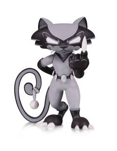 DC ARTISTS ALLEY CATWOMAN B&W BY LEDBETTER PVC FIGURE
