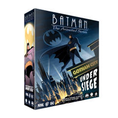 BATMAN ANIMATED SERIES GOTHAM UNDER SIEGE GAME