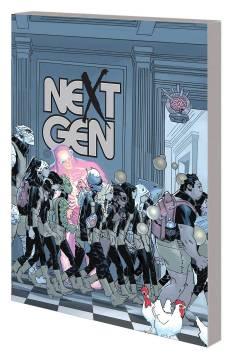 AGE OF X-MAN TP NEXTGEN