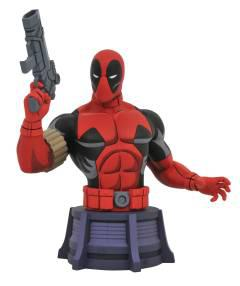 MARVEL ANIMATED X-MEN DEADPOOL BUST