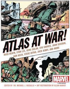 ATLAS AT WAR HC