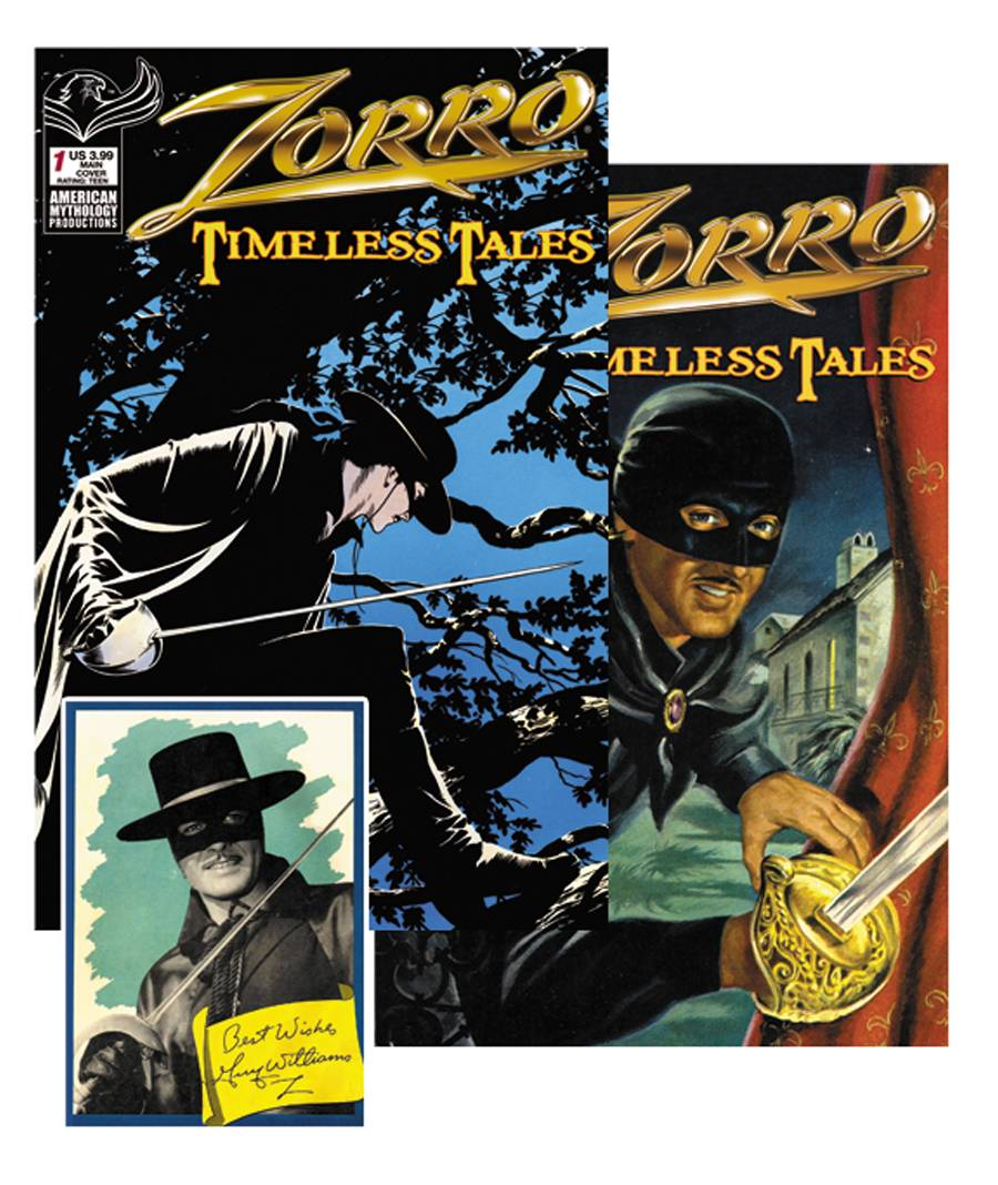 ZORRO TIMELESS TALES READER PACK