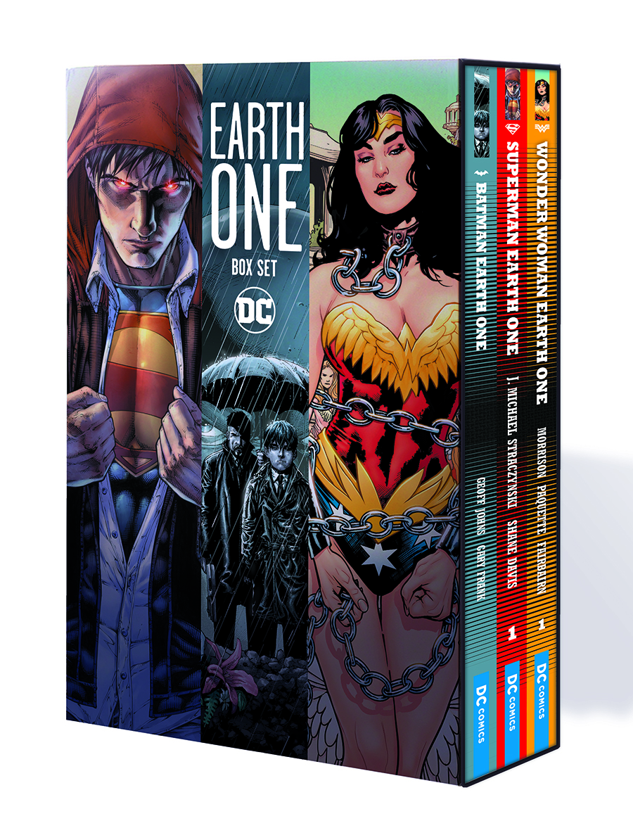 EARTH ONE BOX SET TP 01