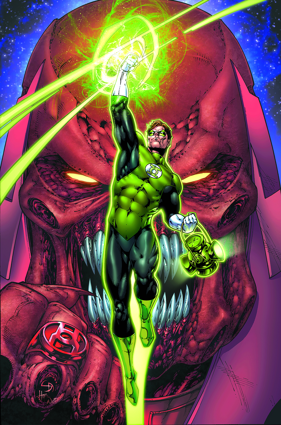 GREEN LANTERN BY GEOFF JOHNS TP 04