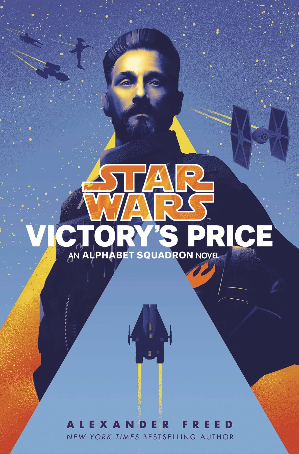 STAR WARS ALPHABET SQUADRON HC NOVEL VICTORYS PRICE