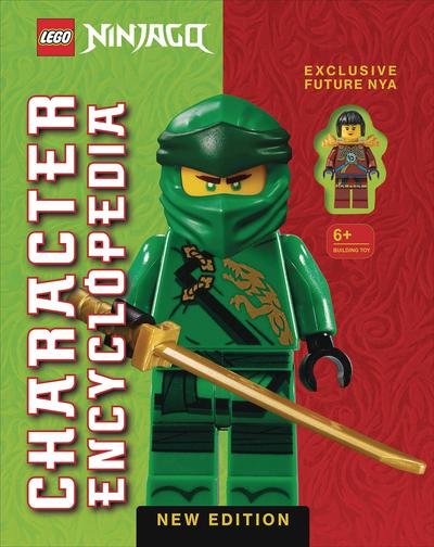 LEGO NINJAGO CHARACTER ENCYCLOPEDIA NEW ED