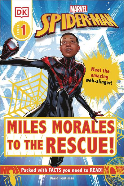 MARVEL SPIDER-MAN MILES MORALES TO RESCUE SC