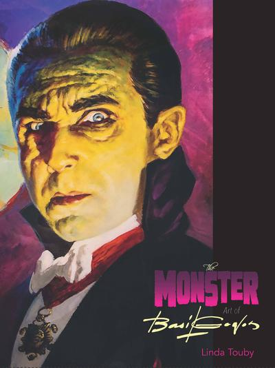 MONSTER ART OF BASIL GOGOS SC LTD DRACULA VAR CVR