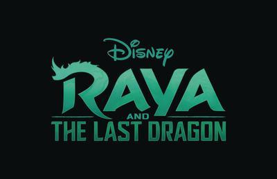 DISNEY RAYA & LAST DRAGON LITTLE GOLDEN BOOK