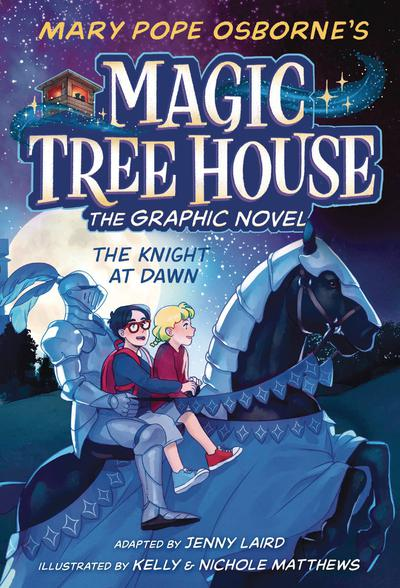 MAGIC TREE HOUSE TP 02 KNIGHT AT DAWN