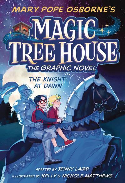 MAGIC TREE HOUSE HC 02 KNIGHT AT DAWN