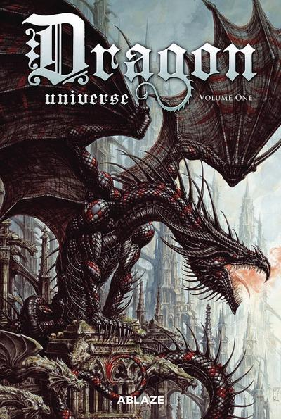 DRAGON UNIVERSE HC
