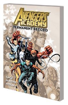 AVENGERS ACADEMY TP 01 PERMANENT RECORD