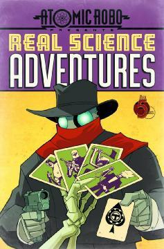 ATOMIC ROBO REAL SCIENCE ADVENTURES