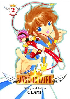 ANGELIC LAYER TP 02