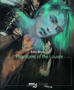 PHANTOMS OF THE LOUVRE HC