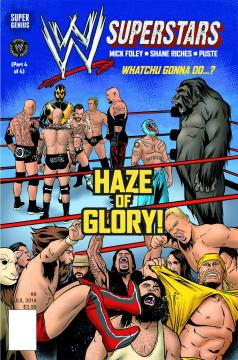 WWE SUPERSTARS ONGOING